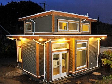 500 Square Feet Tiny House 500 Square Feet Patio