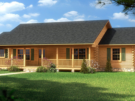 southland log homes floor plan southland log home plans southland log home plans. Black Bedroom Furniture Sets. Home Design Ideas