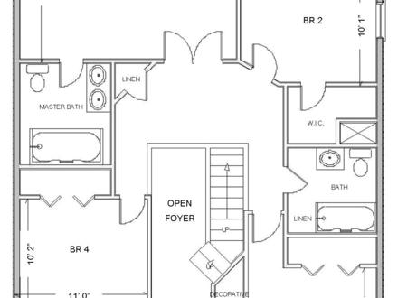 Free Home Blueprints Floor Plan Free House Floor Plan Layouts