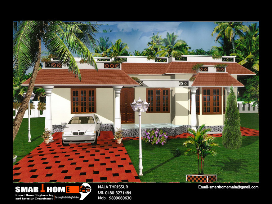 Single Storey House Plans Single Story House Plans With