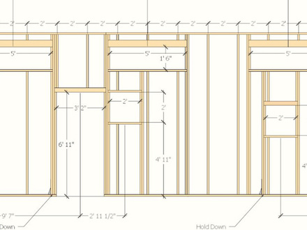 Tiny House Plans Architectural Tiny House Construction Plans
