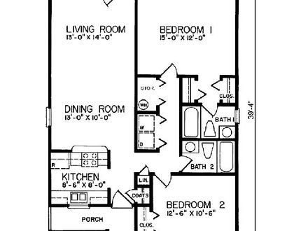 600 square foot floor plans 600 square feet house plans for 600 sq ft house plans 2 bedroom
