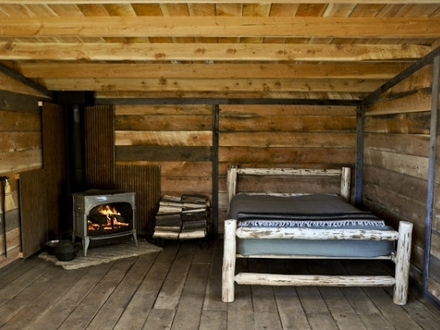 Small Log Cabin Interior Ideas Small Log Cabin Kitchens