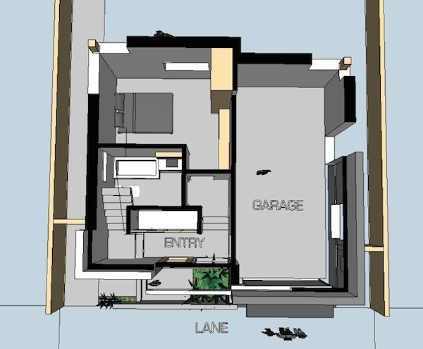 Small House Plans Under 800 Sq FT Cute