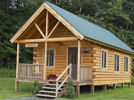 Low Cost Log Cabin Kits Log Cabin Cost Estimate