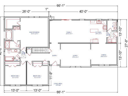 Ranch Home Addition Floor Plans 2 Story Home Additions