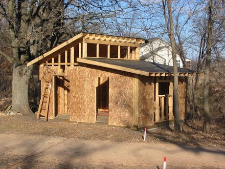Simple Shed Roof House Plans Simple Shed Roof Construction