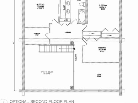 40x50 House Floor Plans 40x60 Barndominium Floor Plans