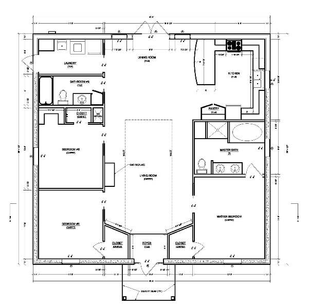 Best small house plans small house plans under 1000 sq ft for Beach house plans under 1000 sq ft