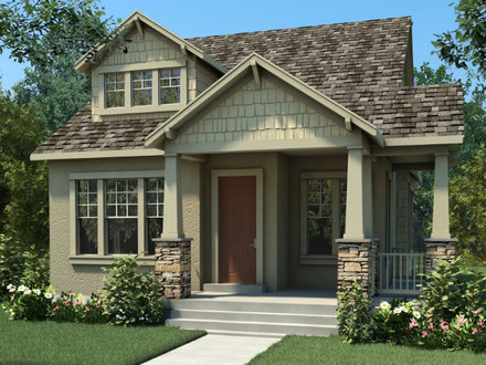Craftsman Style Home Single Story Craftsman Style Homes