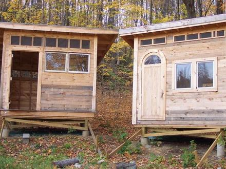 Frame a Small Cabin Plans Small a Frame Cabin Building
