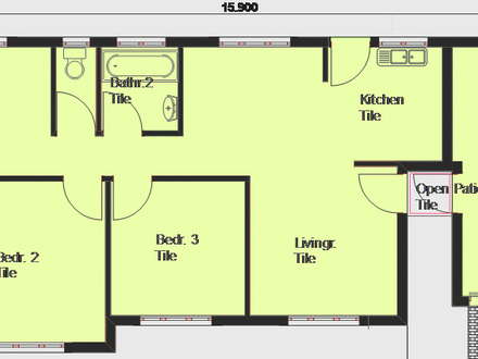 Free House Floor Plans African House Plans Free