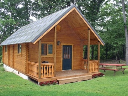 Small Cabin Floor Plans Small Cabins Under $800 Sq FT
