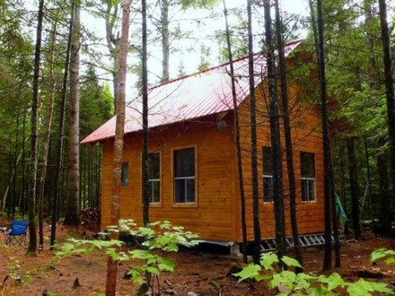 Small Cabin Solar Systems Off Grid Small Cabins in Woods