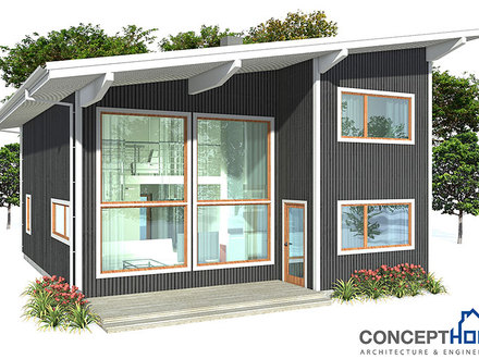 Cool lake house designs small lake cottage house plans for Affordable modern house plans to build