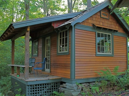 Small energy efficient home designs most efficient small for Energy efficient cabin