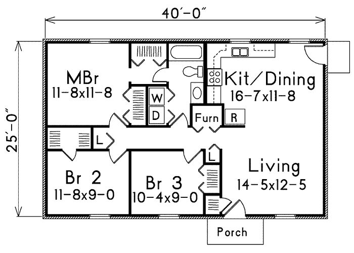 1000 Square Foot House Plans 1 Bedroom 10000 Square Foot