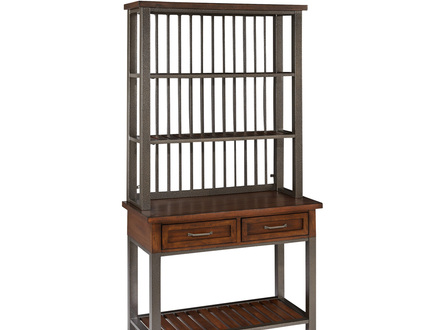 Cabin Creek Bakers Rack Bakers Rack Style Home
