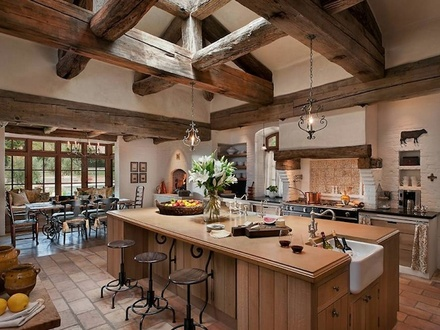 Country Style Kitchen Designs Farmhouse Country Kitchen Designs