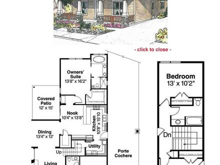 1930s bungalow style single story single story bungalow for Craftsman bungalow house plans 1930s