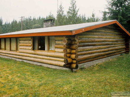 here s a typical one story log home most log home have severe height A Typical Schedule for Puppy