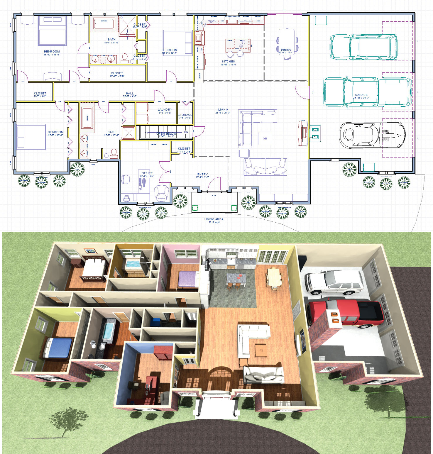 Ranch House Addition Ideas: Home Addition Floor Plans Home Addition Plans For Ranch