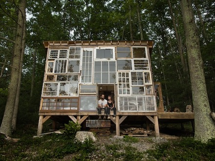 House Made of Glass House Made of Windows