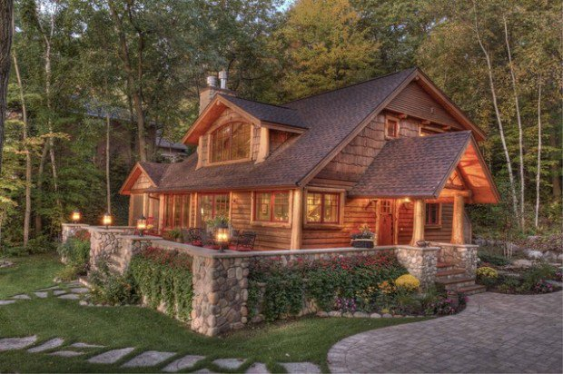 Rustic Lake House Plans Rustic Lake House Design Ideas