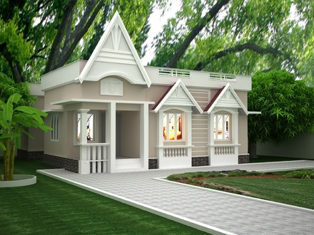 Single Story Exterior House Designs One Story House Exteriors