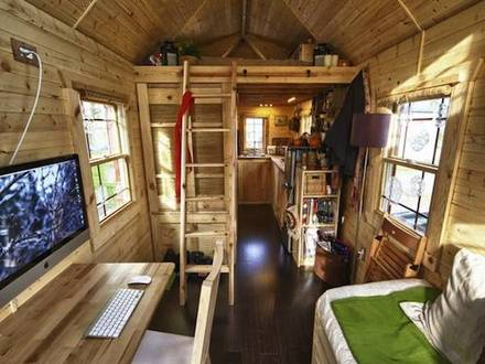 Small Cabins Tiny Houses Interiors Tiny Victorian House Plans