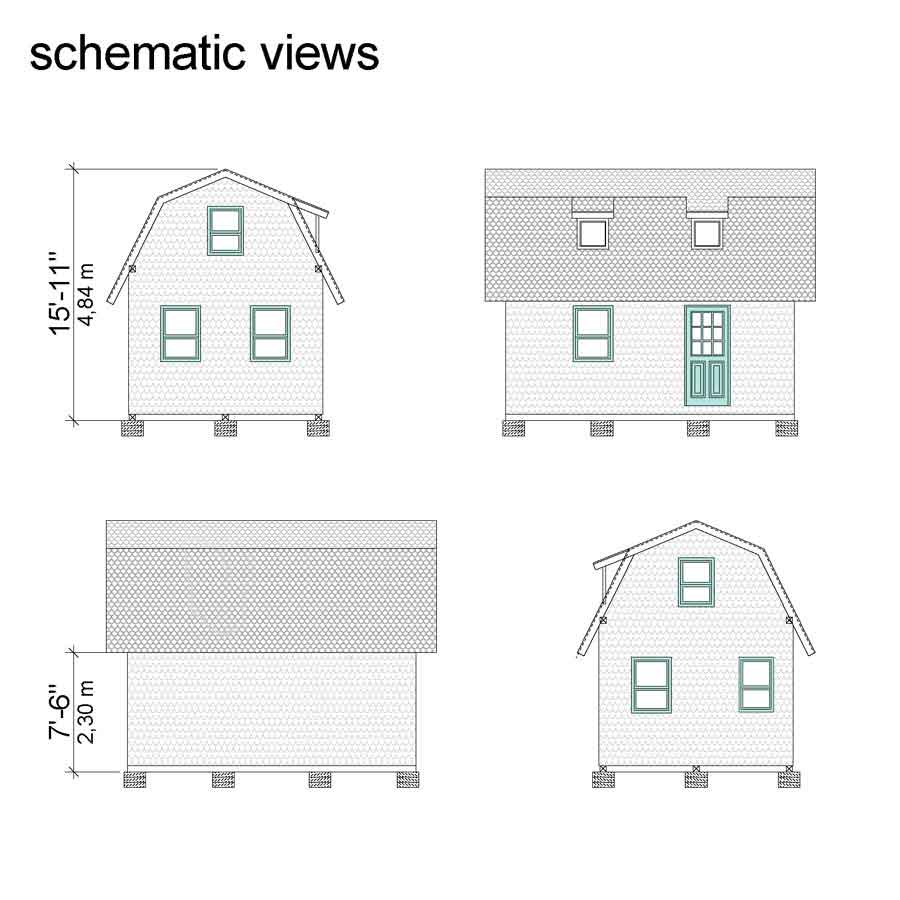 Small cottage house floor plans small cottage house plans for Southern cottage floor plans