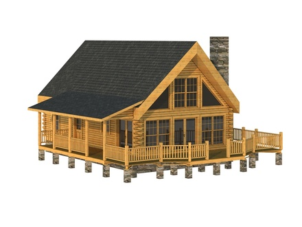 Southland Log Homes Design Southland Log Homes Floor Plan