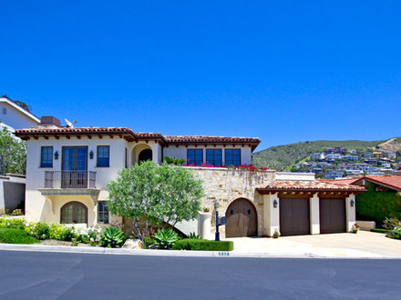 Modern Ranch Style Homes California Tuscan Style Homes