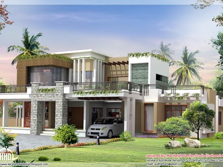 Modern Contemporary Home Design Modern Contemporary Home Design Plans