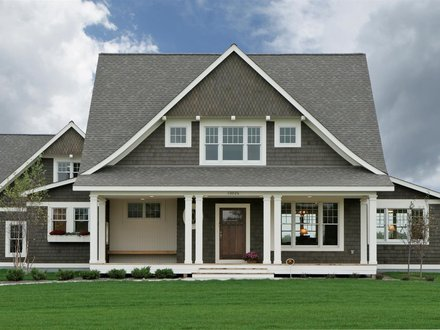 Ranch- Style House Cape Cod Style House Design